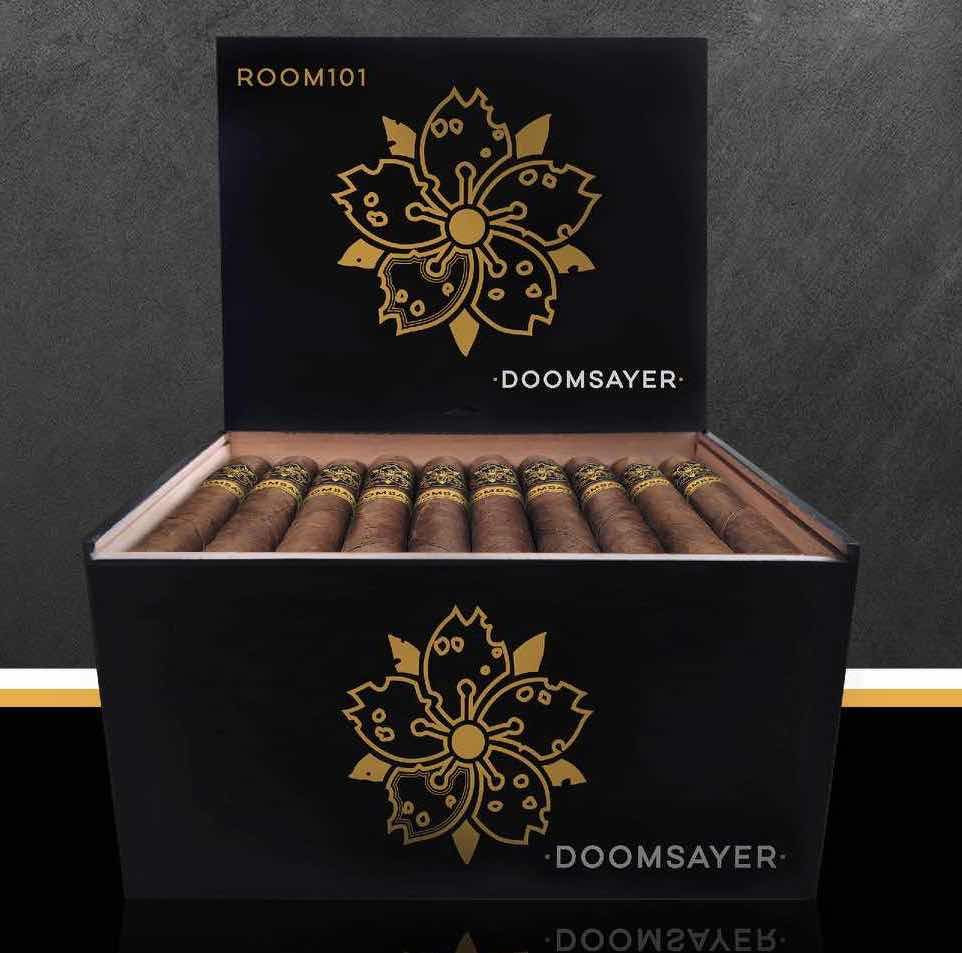 Cigar News: Room101 Doomsayer to Debut at 2019 IPCPR