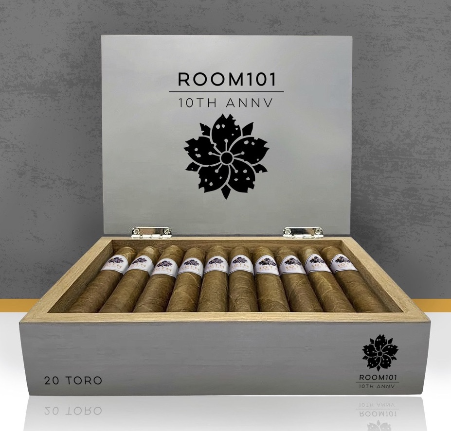 Cigar News: Room101 10th Anniversary to Launch at the 2019 IPCPR Trade Show