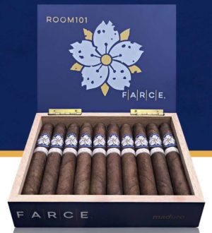 Cigar News: Room101 FARCE Maduro Shipping in June