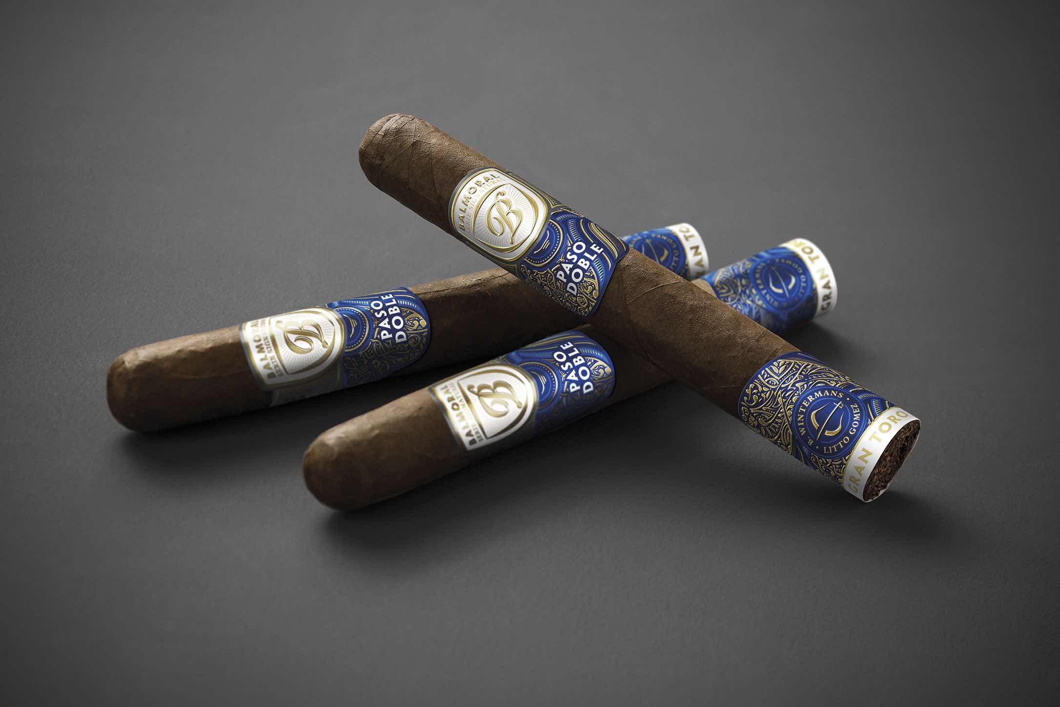 Cigar News: Boris Wintermans and Litto Gomez Team up for Balmoral Serie Signaturas Paso Doble