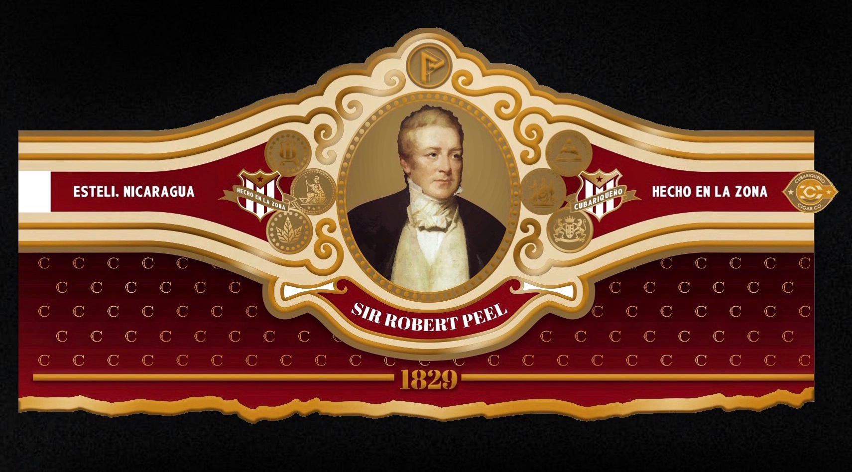 Cigar News: Cubariqueño Cigar Company to Introduce Protocol Sir Robert Peel at the 2019 IPCPR