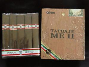 Cigar News: Tatuaje ME and ME II Set to Launch
