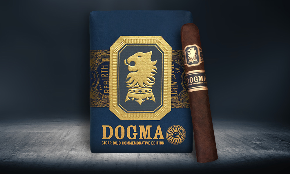 Cigar News: Drew Estate Announces Packaging Changes for Undercrown Dogma