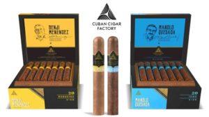 Cigar News: Ventura Cigar Company Partners with Benji Menendez and Manuel Quesada for Two Cigars