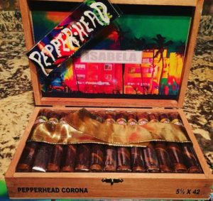 Cigar News: Isabela Cigar Company  Releases Pepperhead