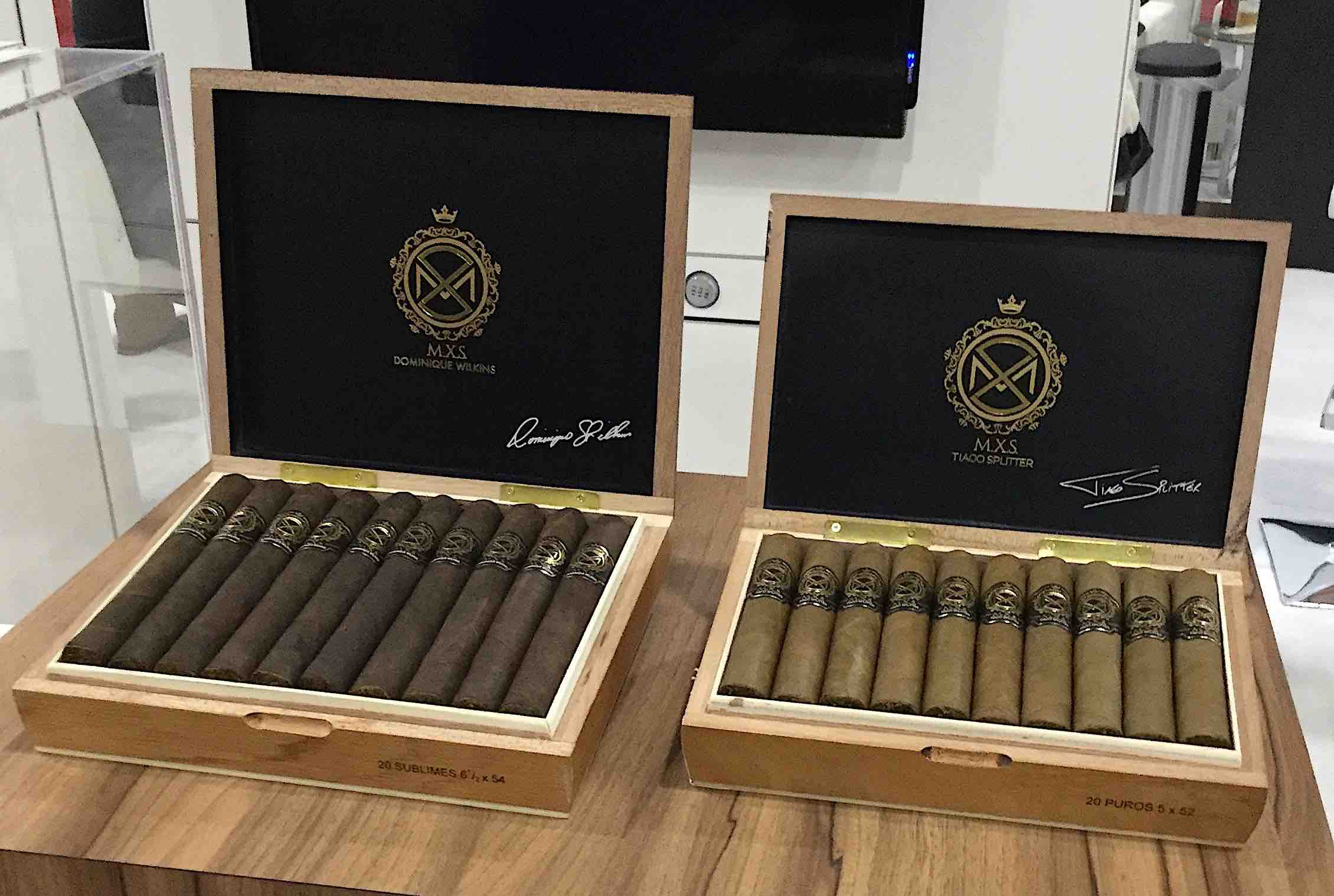 Cigar News: A.C.E. Prime Launches M.X.S. at 2019 IPCPR