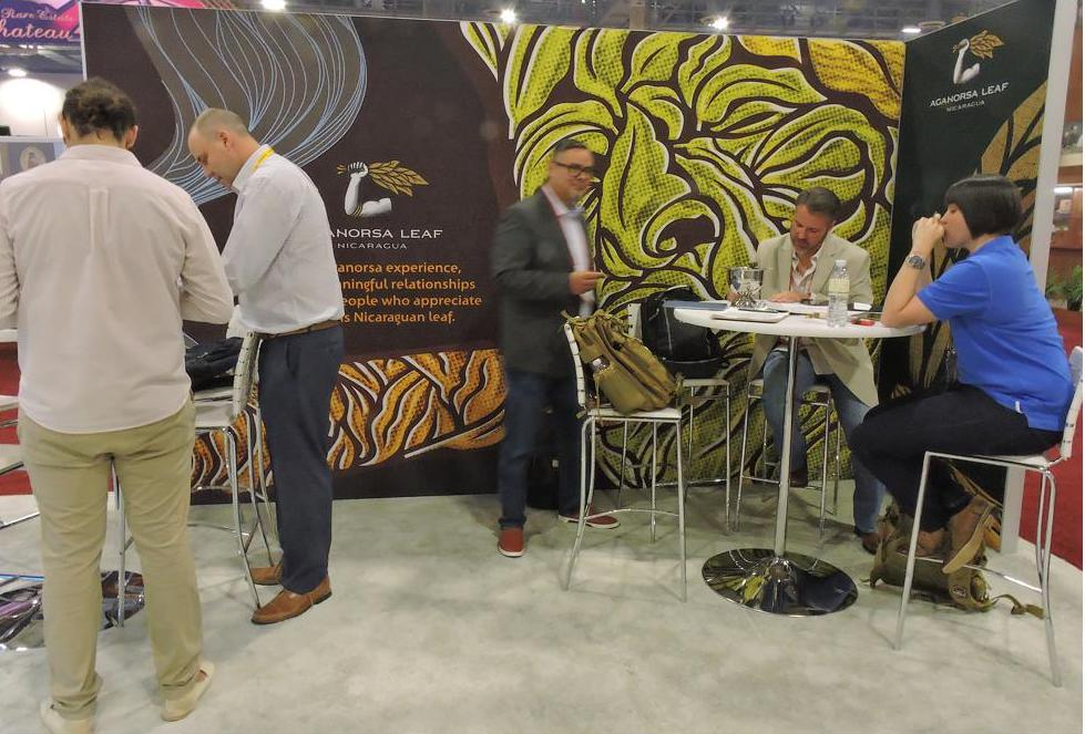 IPCPR 2019 Spotlight: Aganorsa Leaf