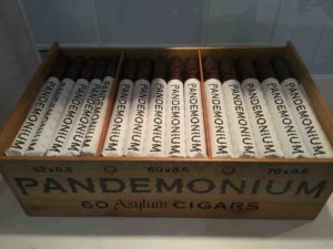 Cigar News: Asylum Pandemonium Launched at 2019 IPCPR