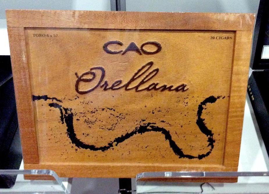 Cigar News: CAO Orellana Introduced at 2019 IPCPR