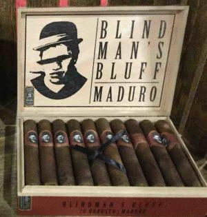 Cigar News: Caldwell Cigar Company Showcases Blind Man's Bluff Maduro at 2019 IPCPR