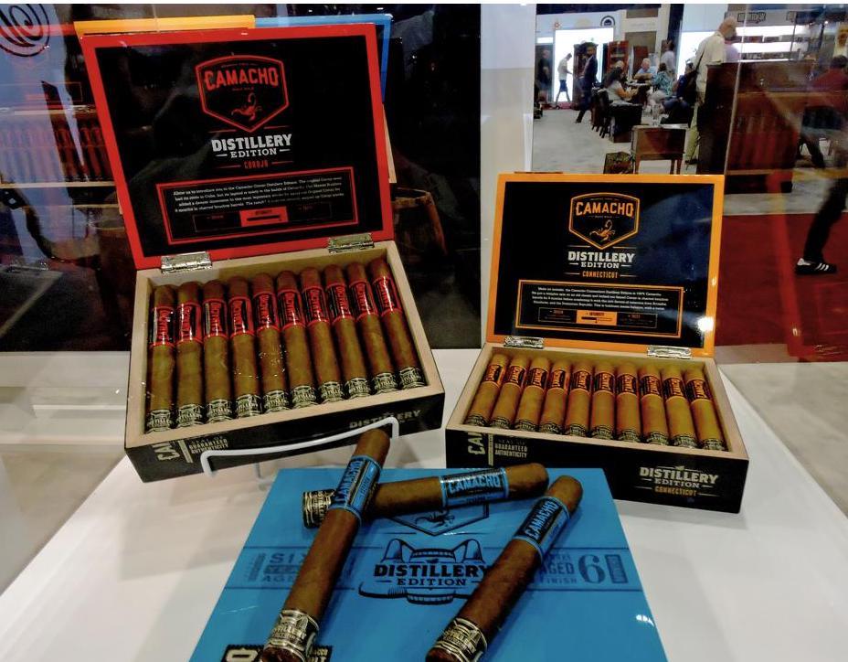 IPCPR 2019 Spotlight: Camacho Cigars