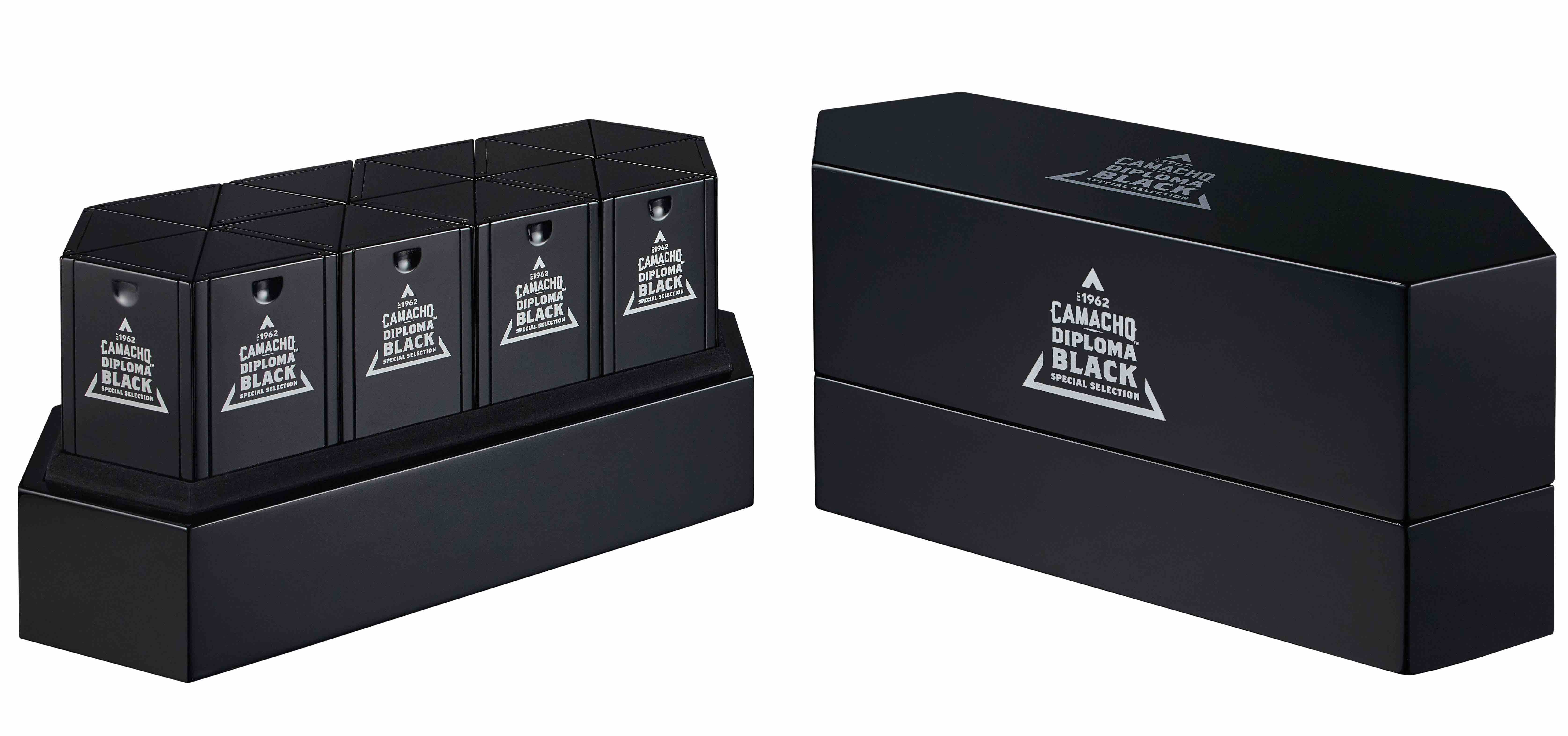 Cigar News: Camacho Special Selection Diploma Black Introduced at 2019 IPCPR