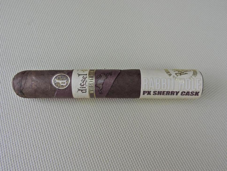 Cigar Review: Diesel Whiskey Row Sherry Cask Robusto
