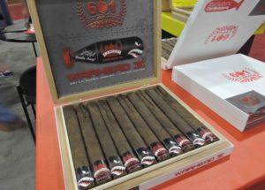 Cigar News: Espinosa Showcases 601 La Bomba Warhead V at the 2019 IPCPR