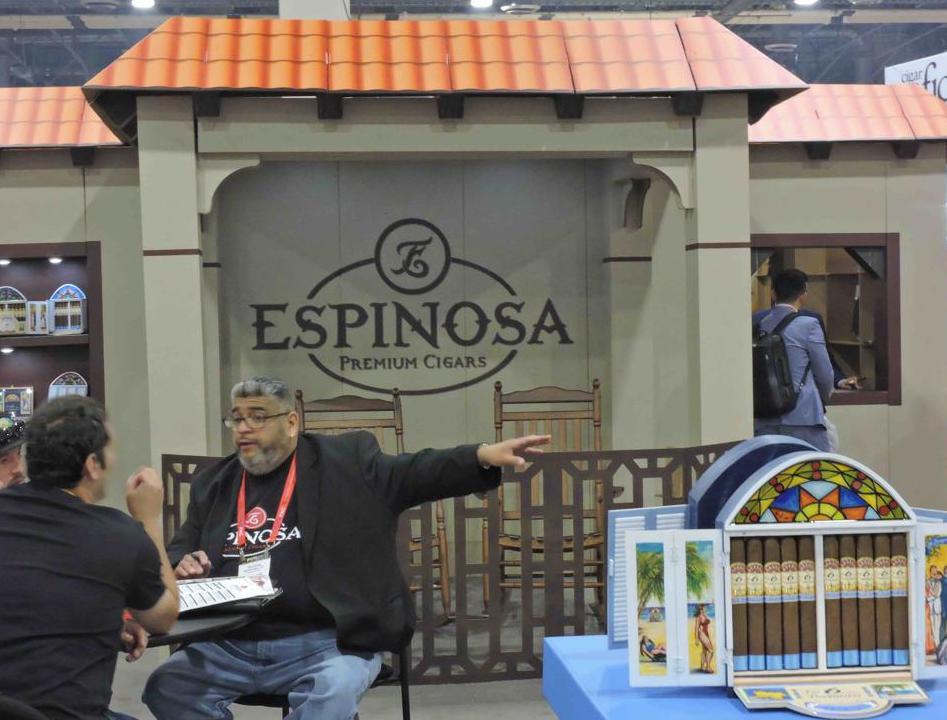 IPCPR 2019 Spotlight: Espinosa Premium Cigars