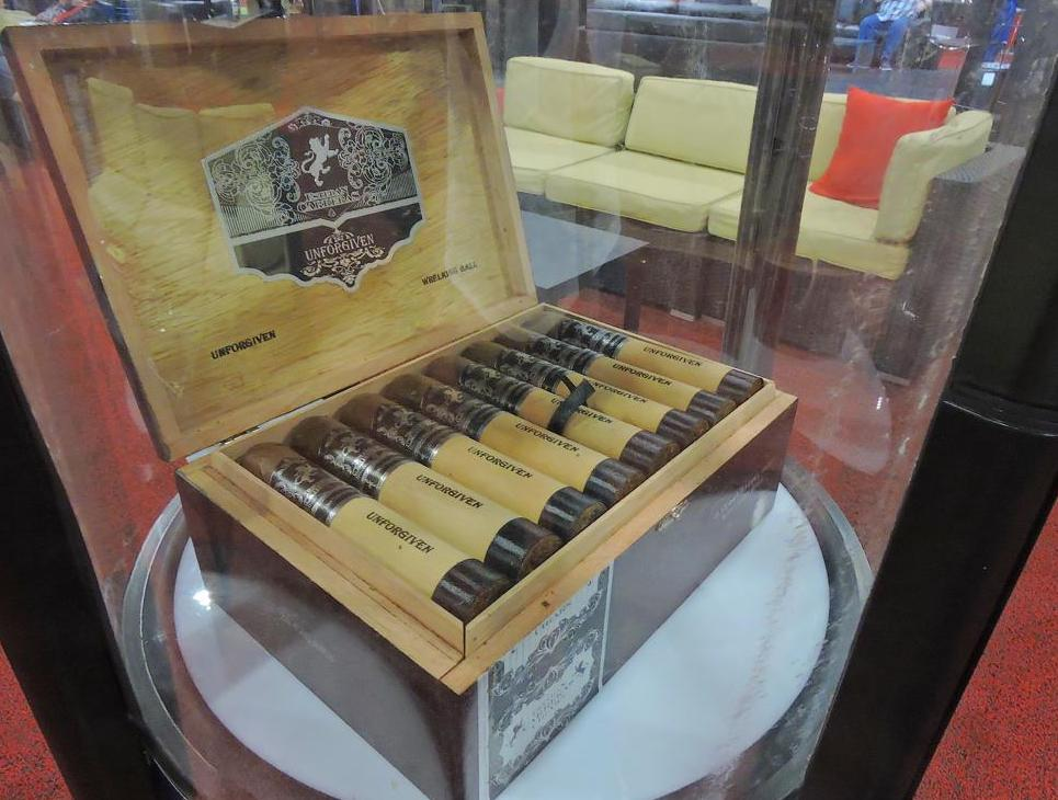 Cigar News: Esteban Carreras Unforgiven Makes Debut at 2019 IPCPR
