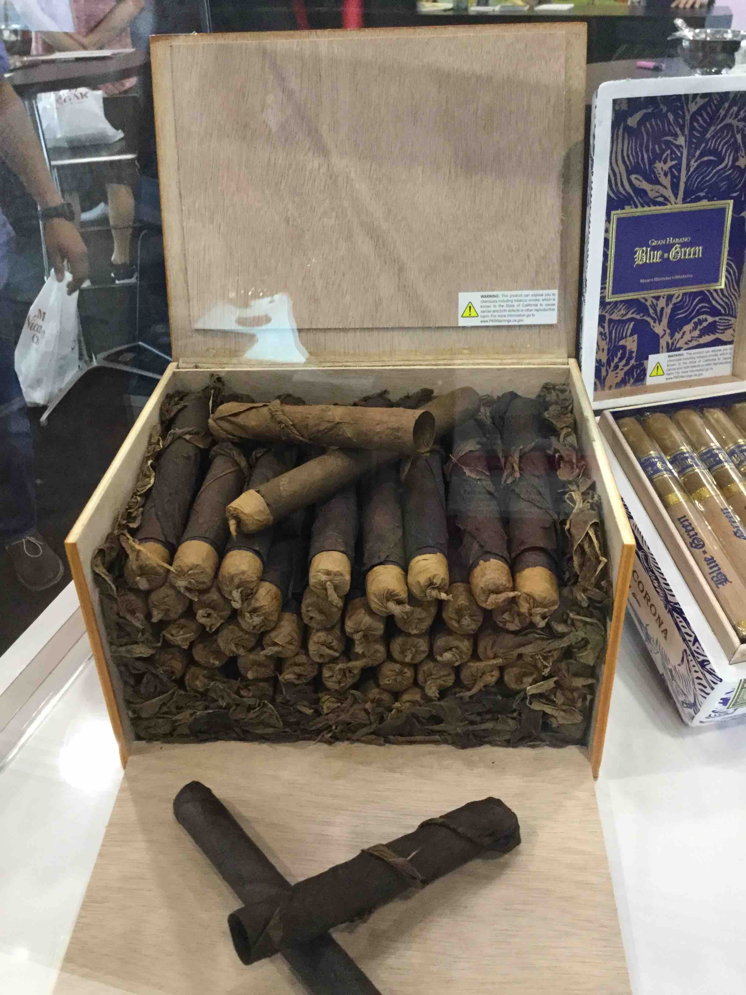 Cigar News: Gran Habano Persian King La Contra Showcased at 2019 IPCPR