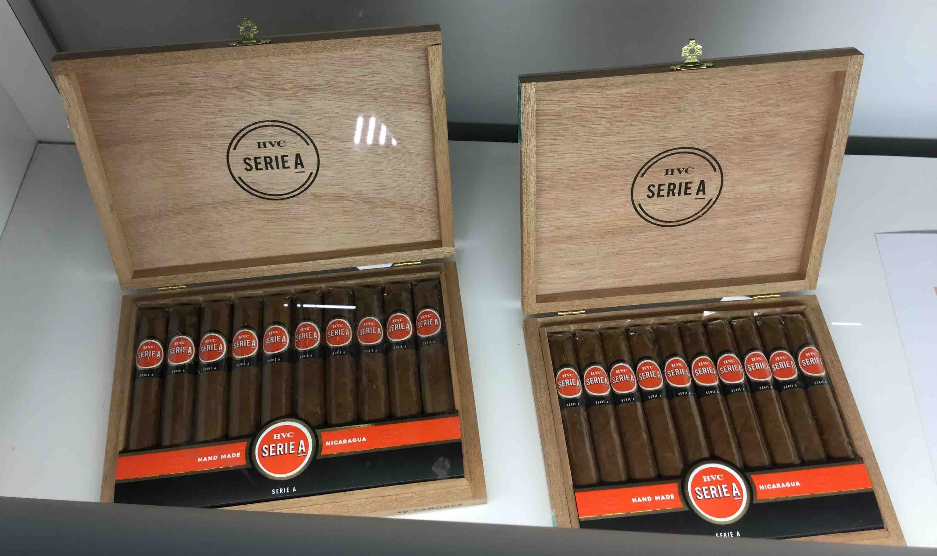 Cigar News: HVC Serie A Launched at the 2019 IPCPR