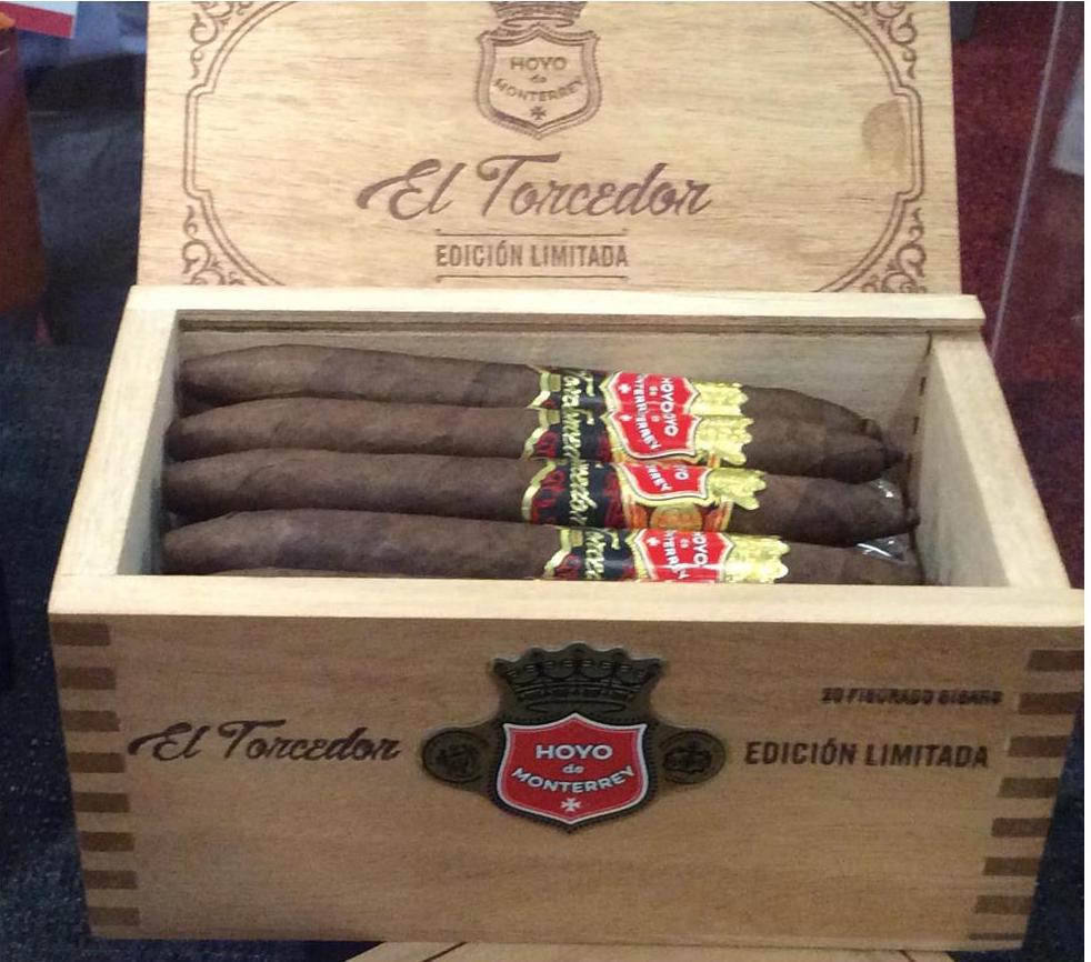 Cigar News: Hoyo de Monterrey El Torcedor Launched at 2019 IPCPR