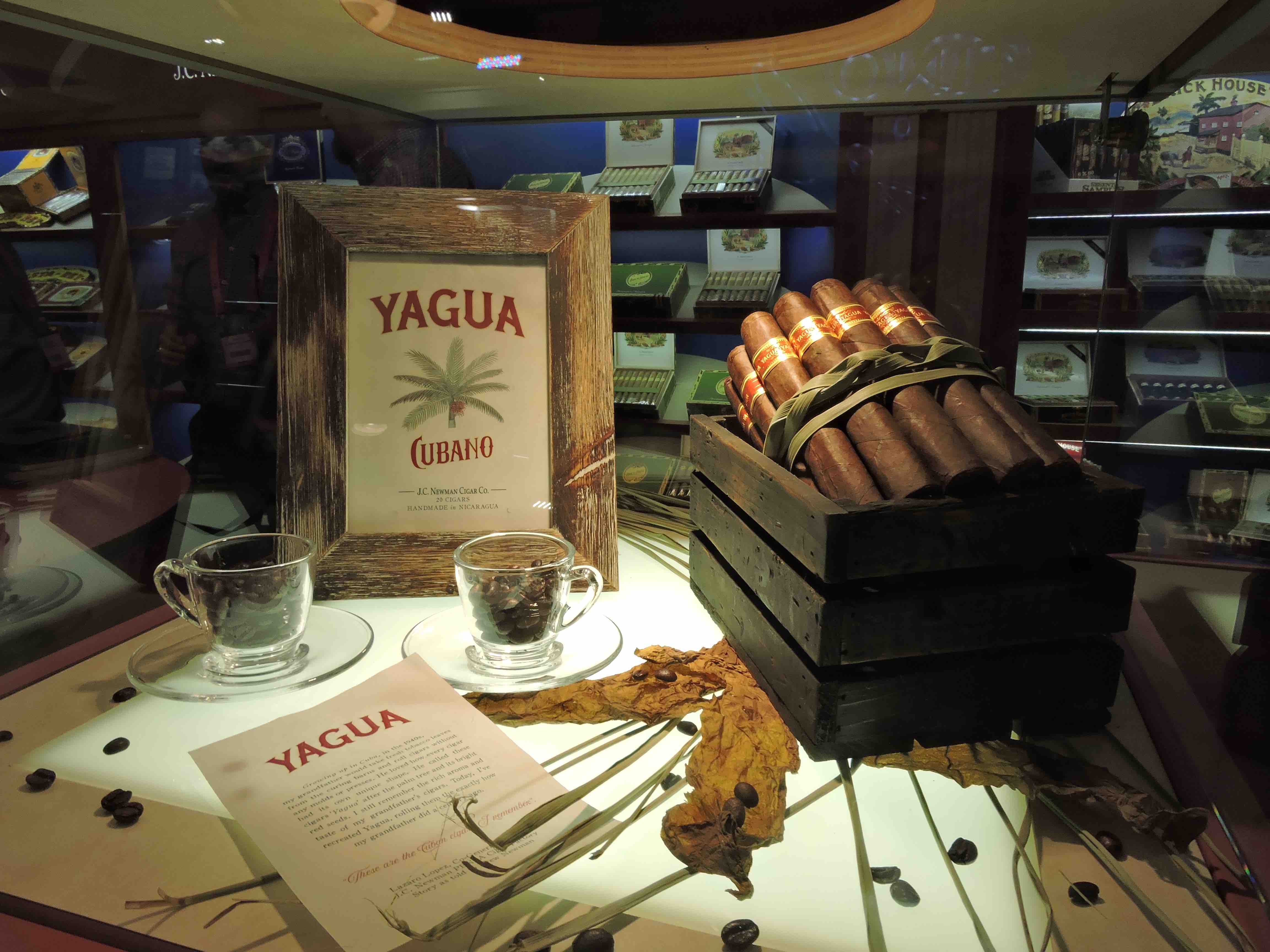 Cigar News: J.C. Newman Cigar Company Showcases Yagua at 2019 IPCPR