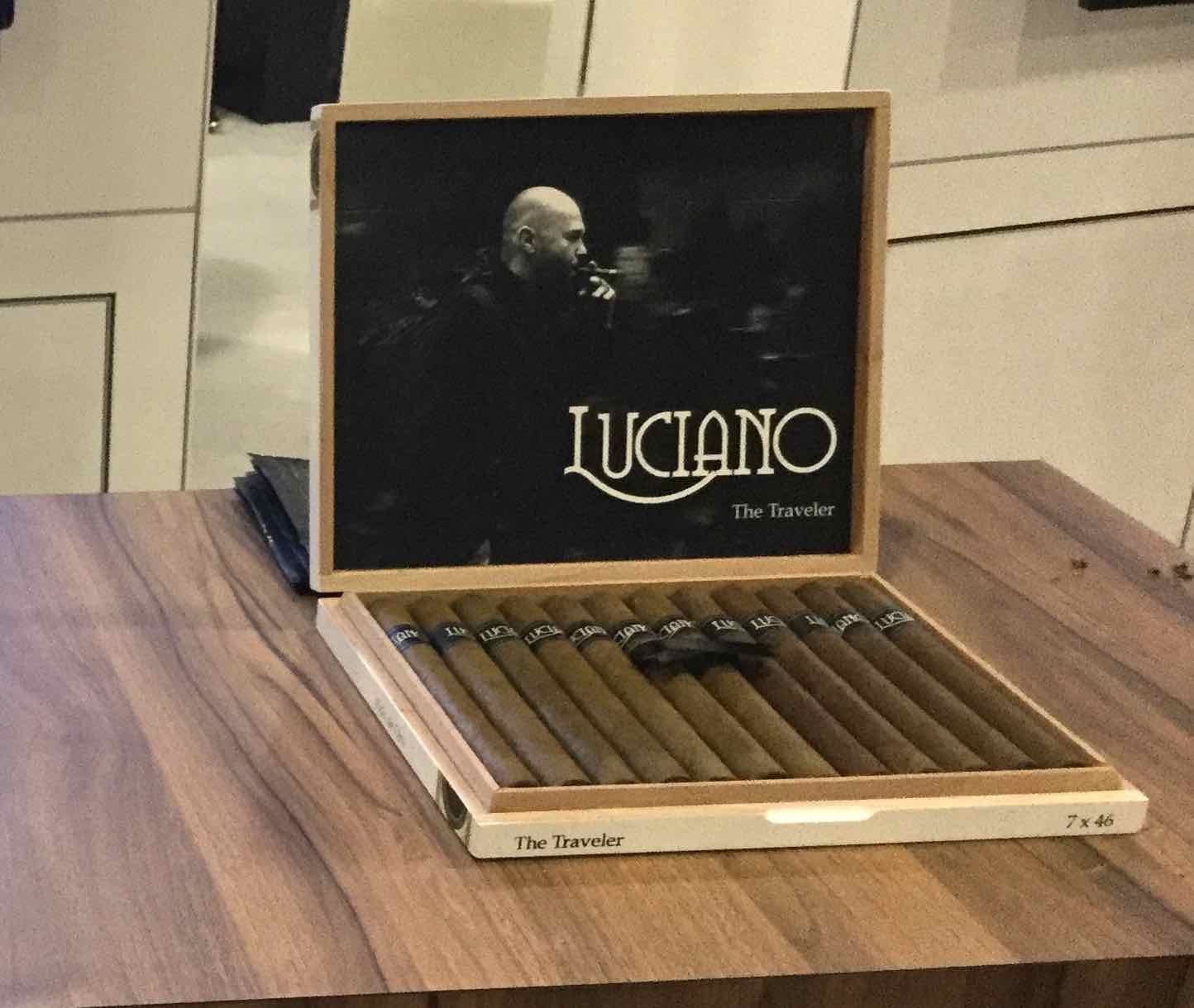 Cigar News: A.C.E. Prime Launches Luciano The Traveler at 2019 IPCPR