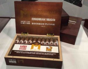 Cigar News: M Bourbon by Macanudo Debuts at 2019 IPCPR