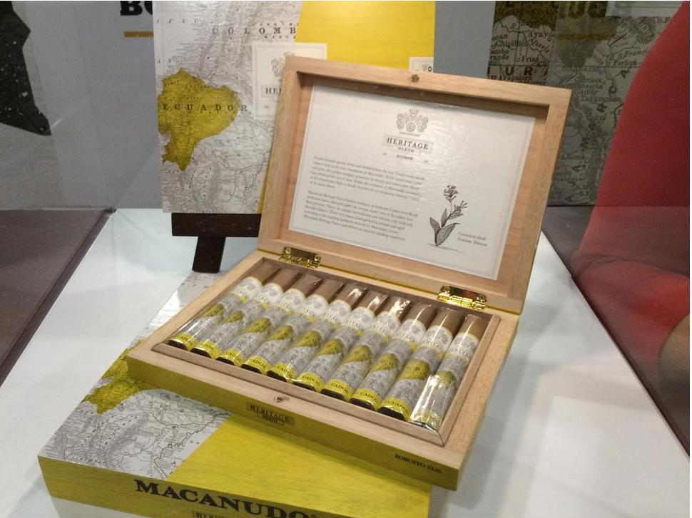 Cigar News: Macanudo Heritage Nuevo Launches at 2019