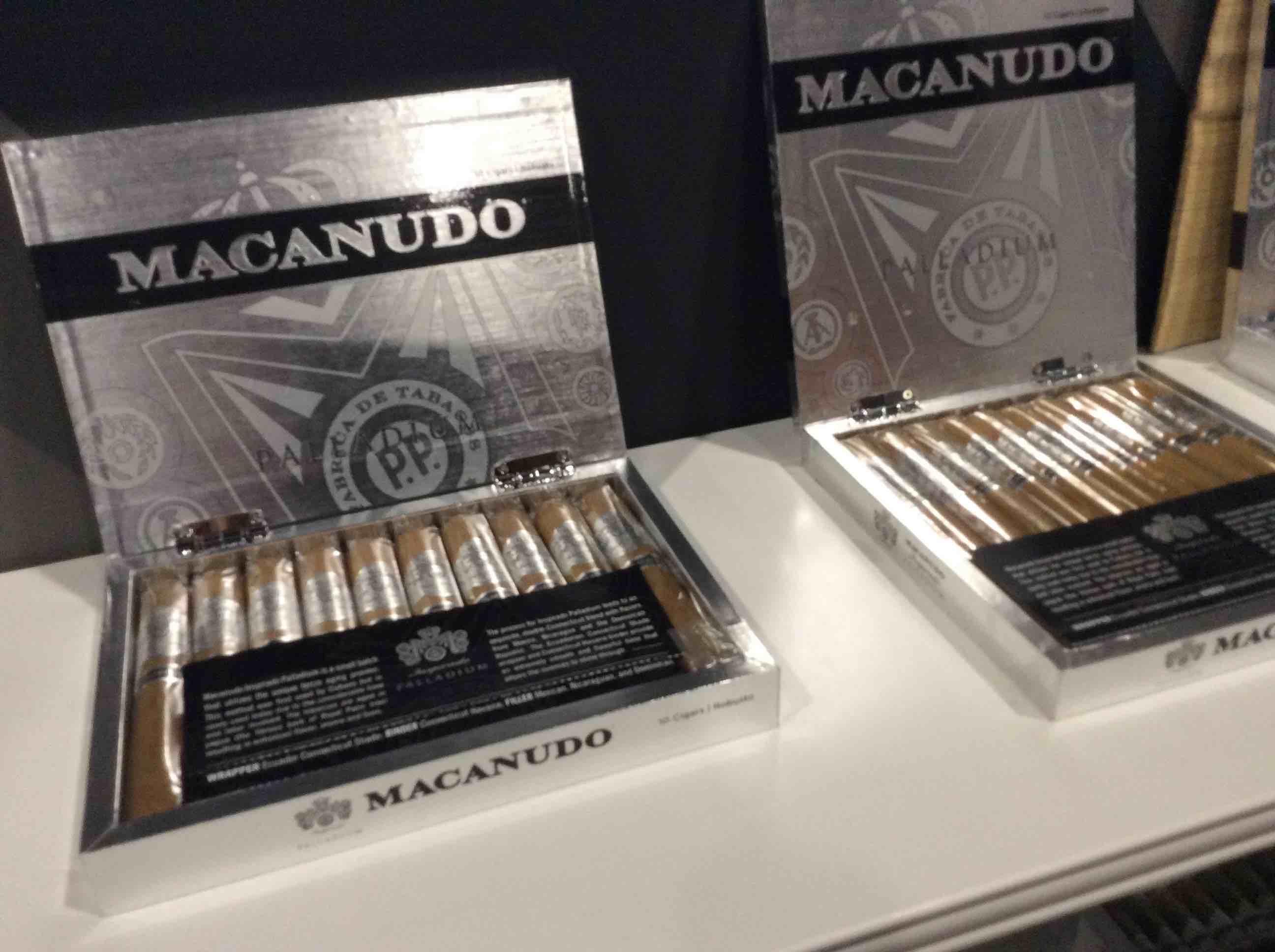 Cigar News: Macanudo Inspirado Palladium Introduced at 2019 IPCPR
