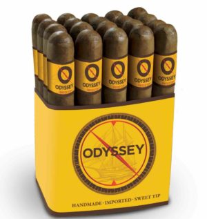 Cigar News: Odyssey Sweet Tip Launched at 2019 IPCPR Trade Show