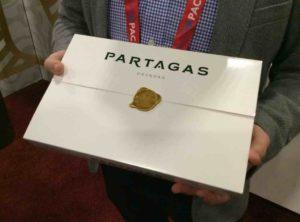 Cigar News: Partagas Limited Reserva Decadas 2019 Showcased at IPCPR
