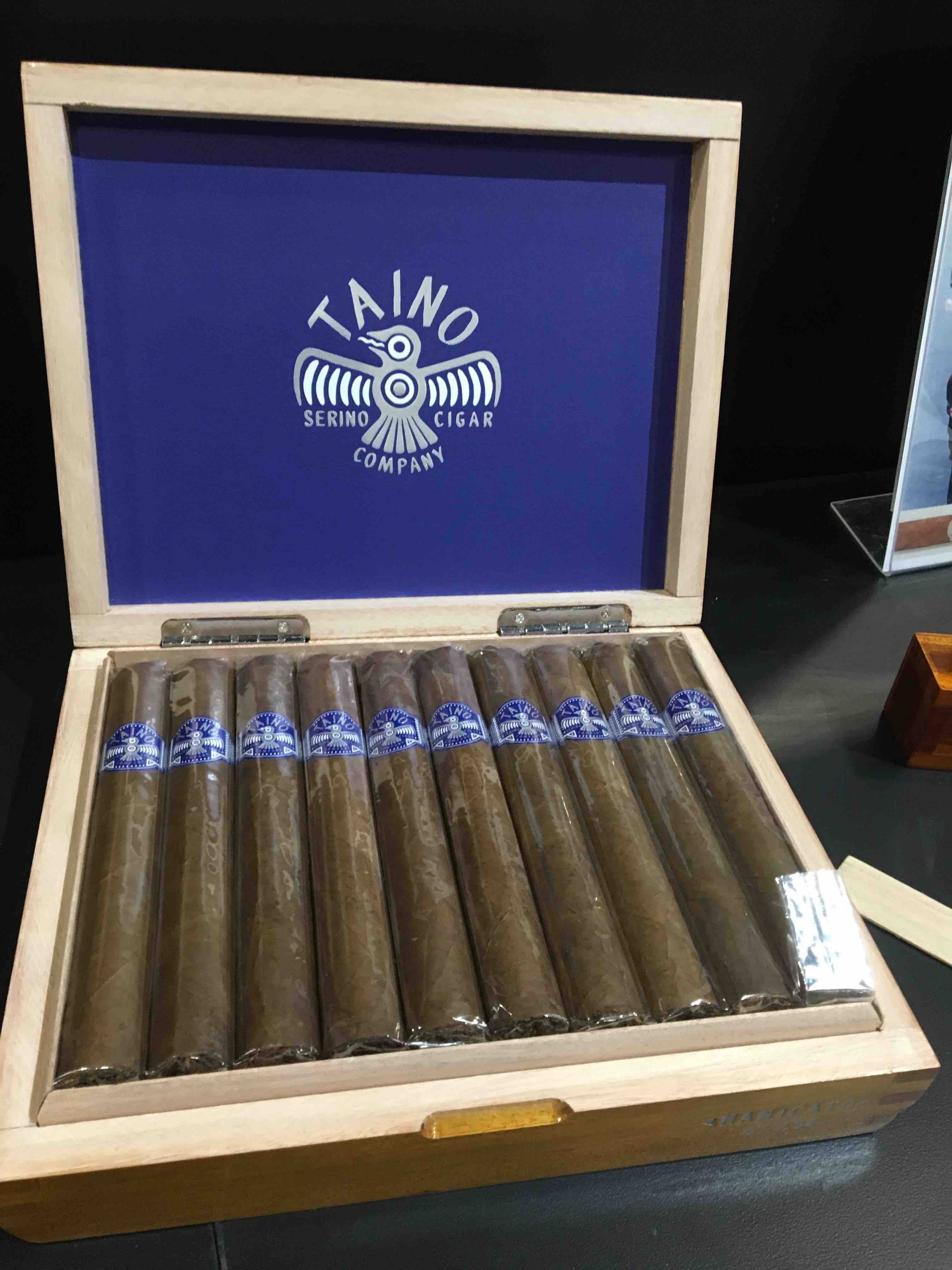 Cigar News: Serino Taino Heritage Launched at 2019 IPCPR Trade Show