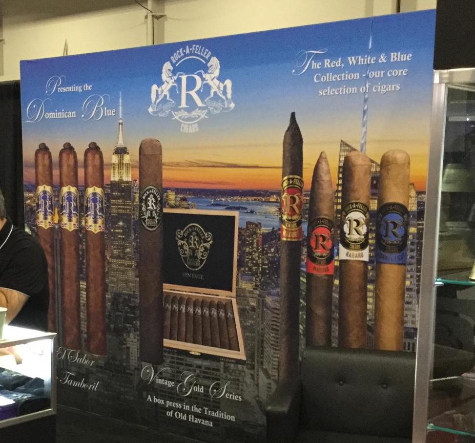 IPCPR 2019 Spotlight: Vintage Rock-A-Feller Cigar Group