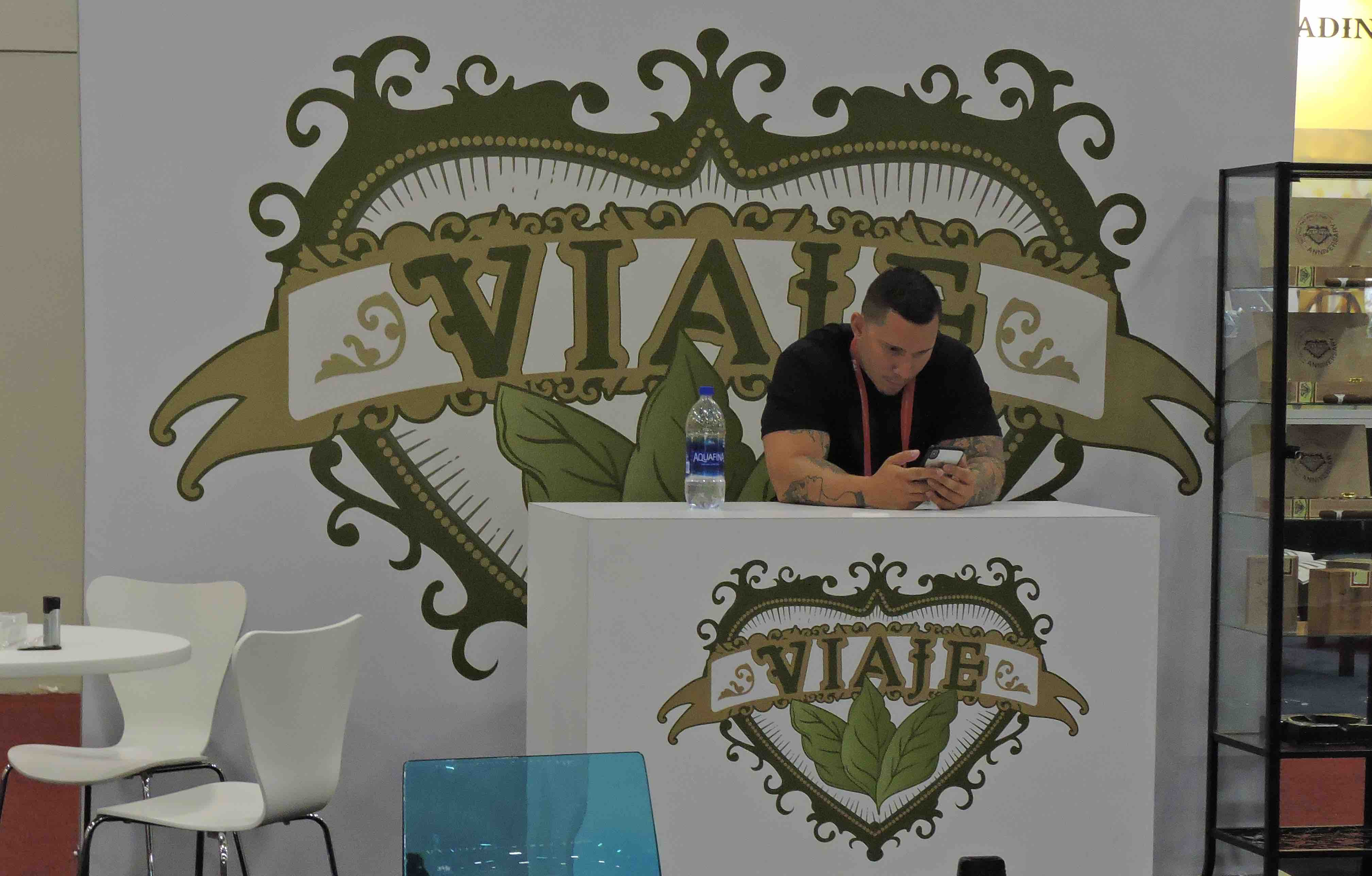 Cigar News: Viaje Ten Plus Two and Half Anniversary Makes Debut at 2019 IPCPR