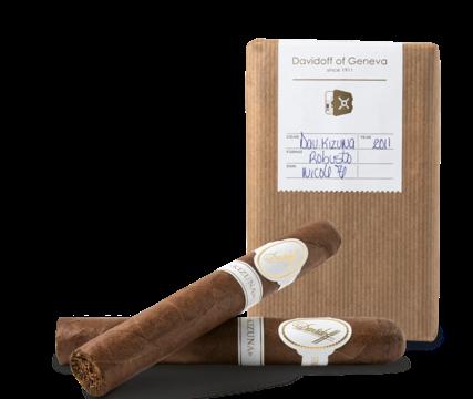 Cigar News: Davidoff Kizuna Slated to be Next Vault Release