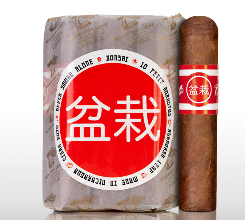 Cigar News: Aganorsa Leaf Bonsai Becomes Latest Cigar Dojo Collaboration
