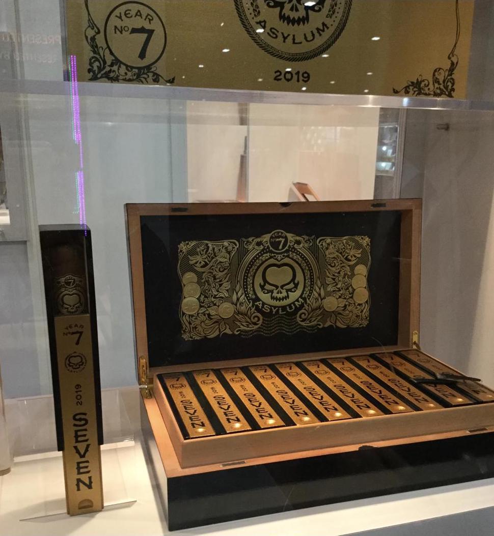 IPCPR 2019 Spotlight: Asylum Cigars