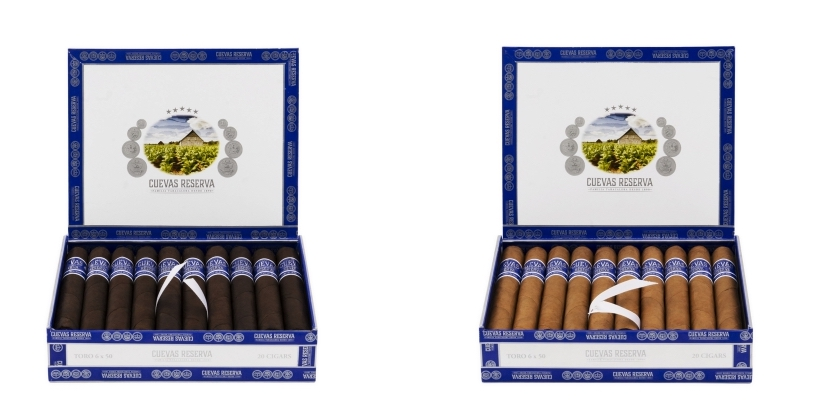 Cigar News: Casa Cuevas Announces Shipment of Cuevas Reserva