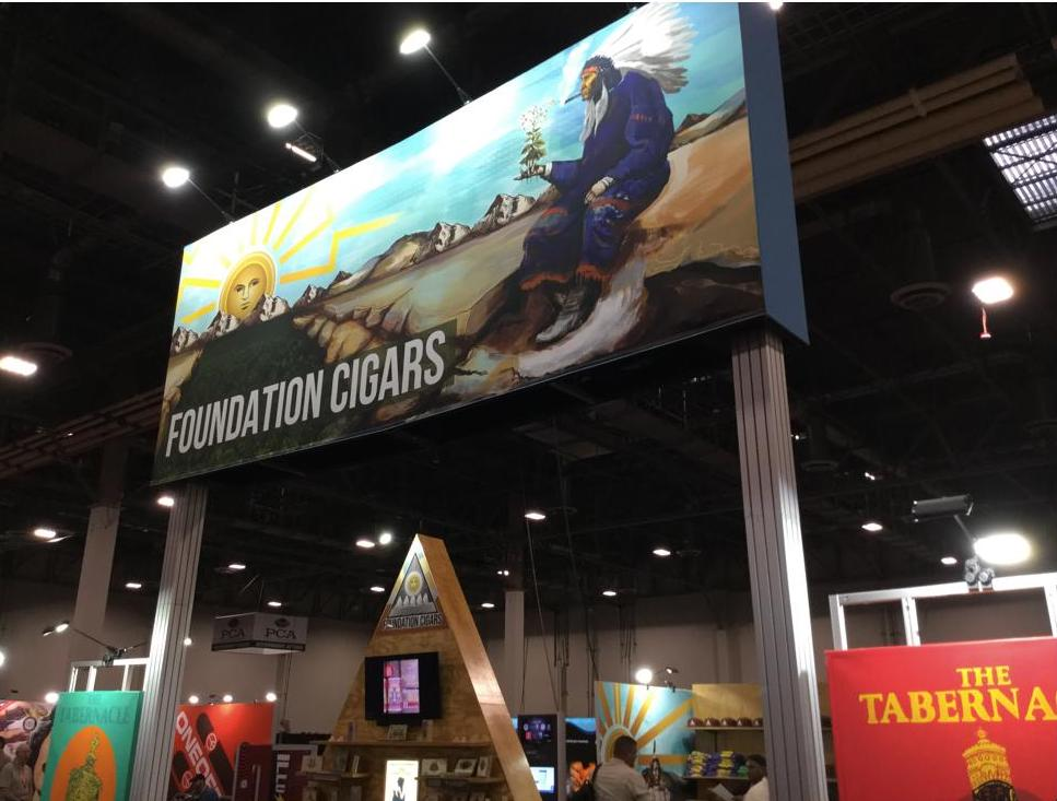 IPCPR 2019 Spotlight: Foundation Cigar Company