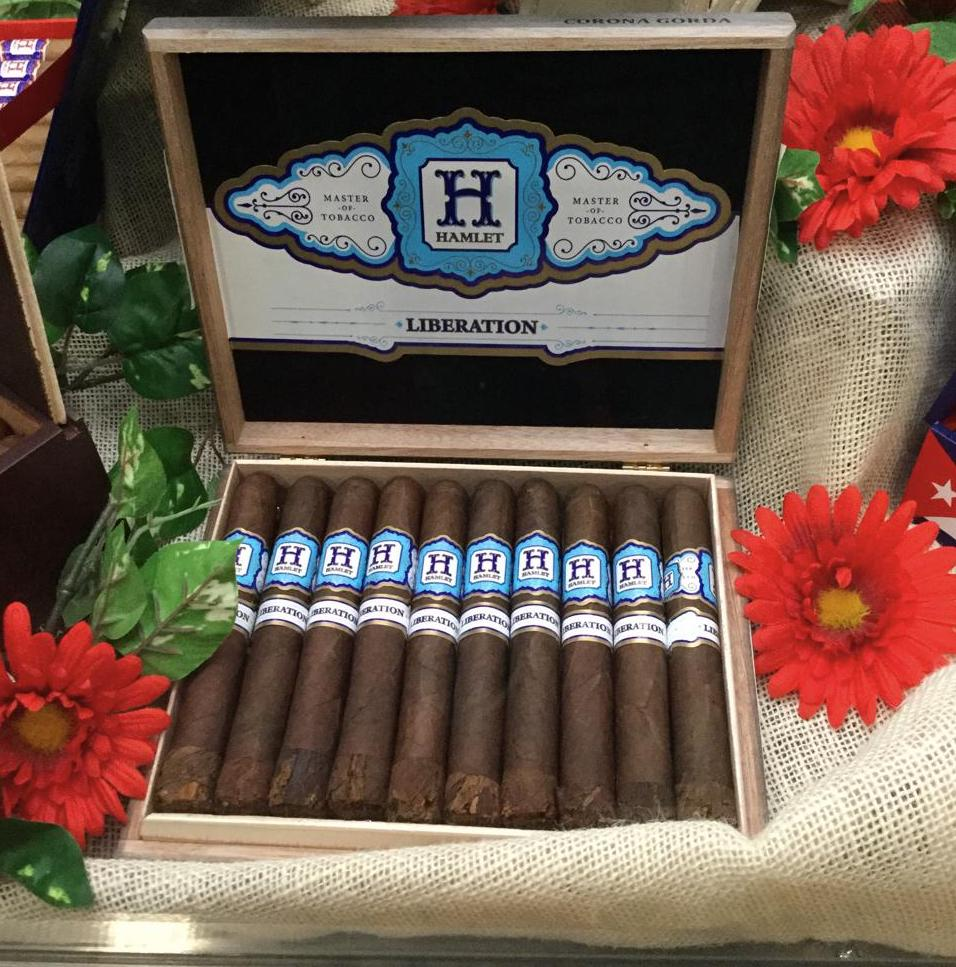 Cigar News: Rocky Patel Premium Cigars Launches Two Line Extensions to Hamlet Liberation at the 2019 IPCPR