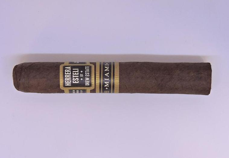 2019 Cigar of the Year Countdown #18: Herrera Esteli Miami Robusto Grande by Drew Estate