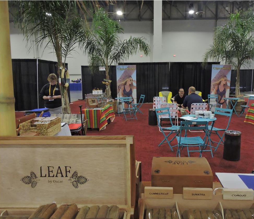 IPCPR 2019 Spotlight: Leaf by Oscar Cigars