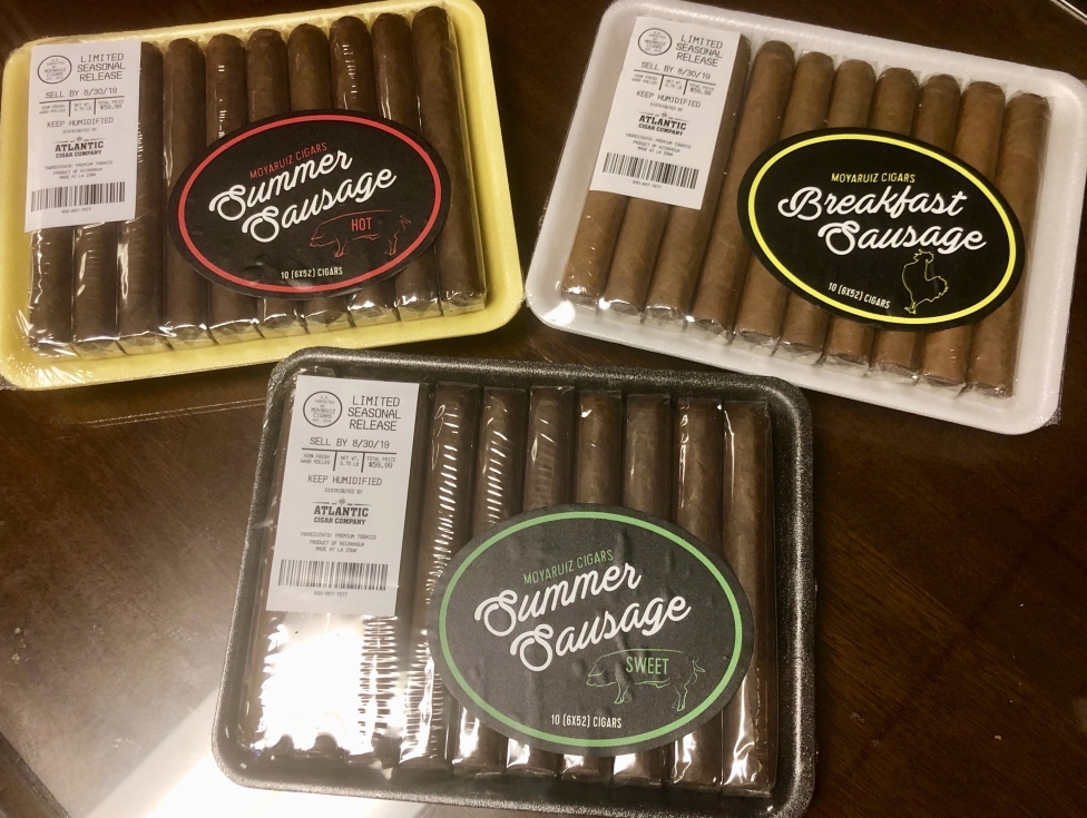 Cigar News: MoyaRuiz Announces Summer Sausage Exclusive Release