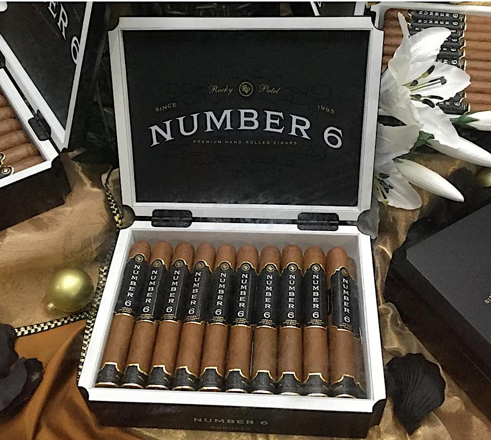 Cigar News: Rocky Patel Number 6 Makes Debut at 2019 IPCPR
