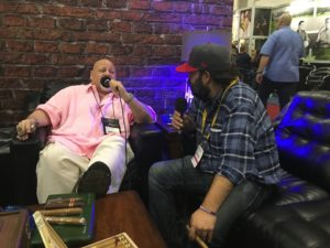 Prime Time from the IPCPR 2019 with Steve Saka, Dunbarton Tobacco & Trust