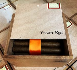 Cigar News: Viaje Private Keep Tangerine Announced