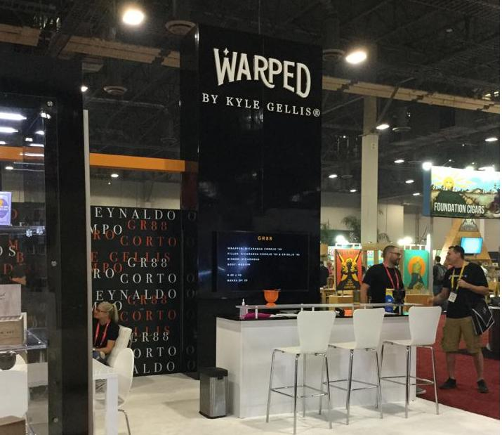 IPCPR 2019 Spotlight: Warped Cigars