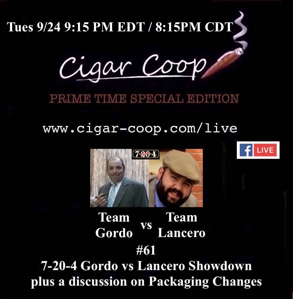 Prime Time Special Edition 61: 7-20-4 Gordo vs. Lancero Showdown