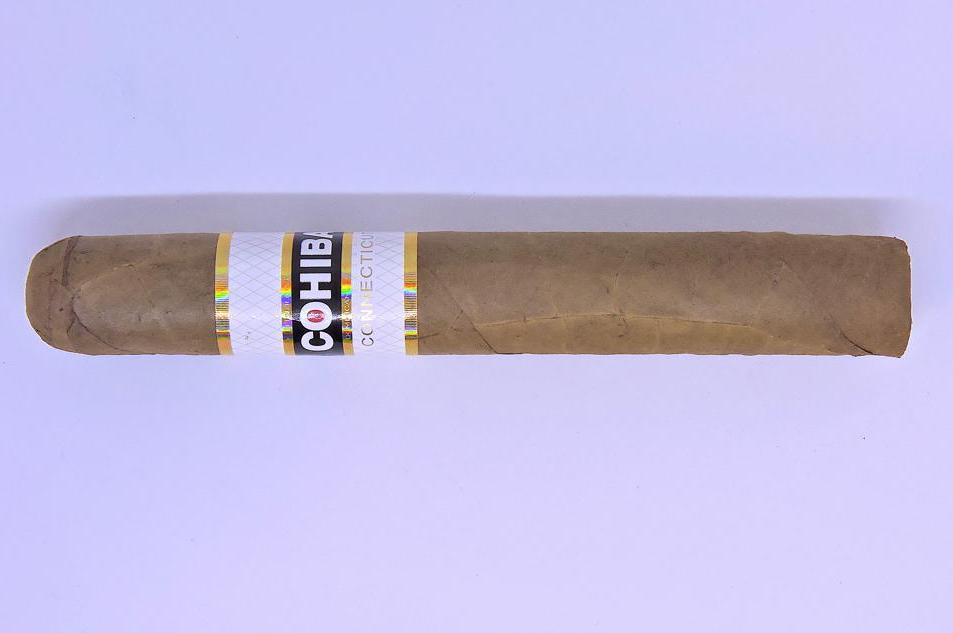 Cigar Review: Cohiba Connecticut Robusto