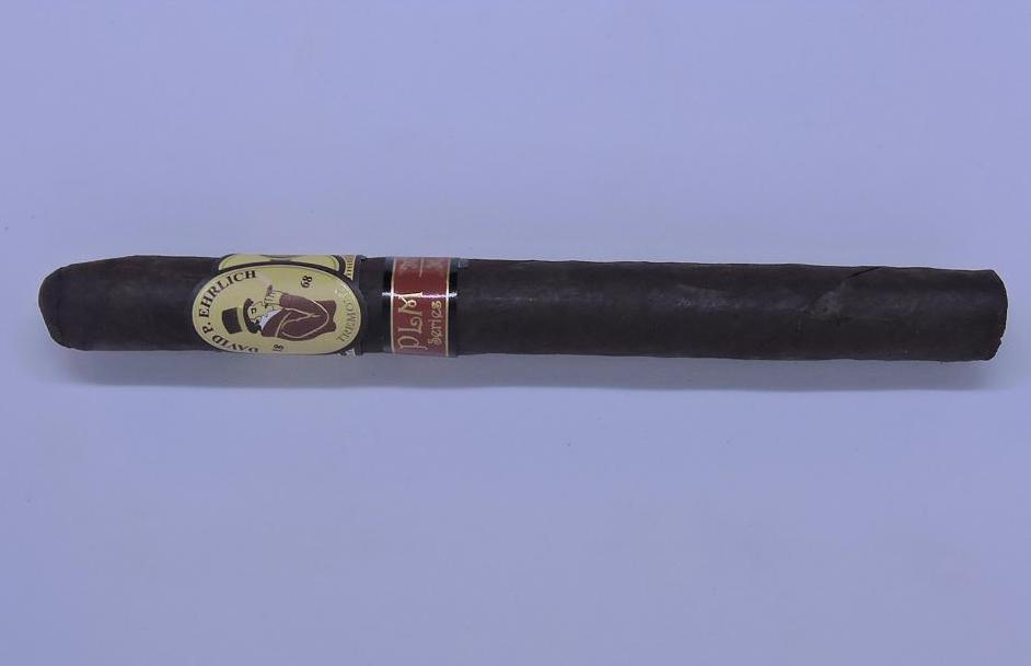 Agile Cigar Review: David P. Ehrlich PLM Series Churchill by MLB Cigar Ventures