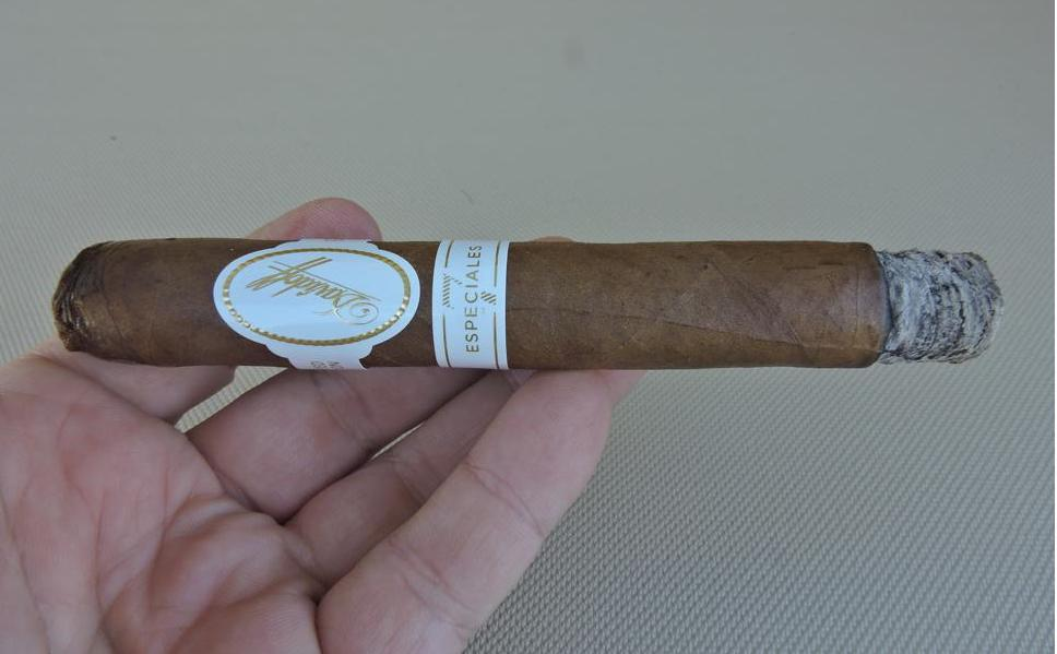 Davidoff Robusto Real Especiales 7-Burn